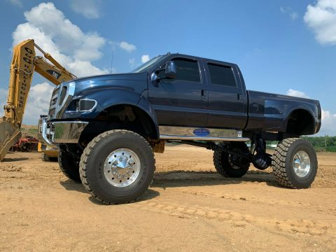 badass 2000 Ford F750 Super duty pickup monster for sale