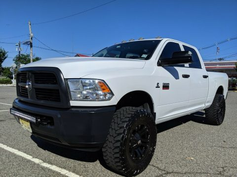 low miles 2012 Dodge Ram 2500 ST monster for sale