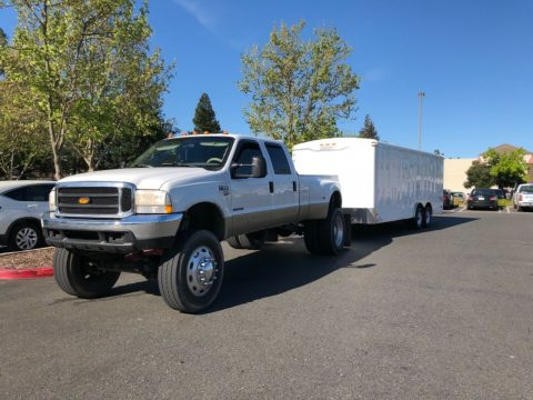 many upgrades 2000 Ford F 350 SuperDuty pickup monster for sale