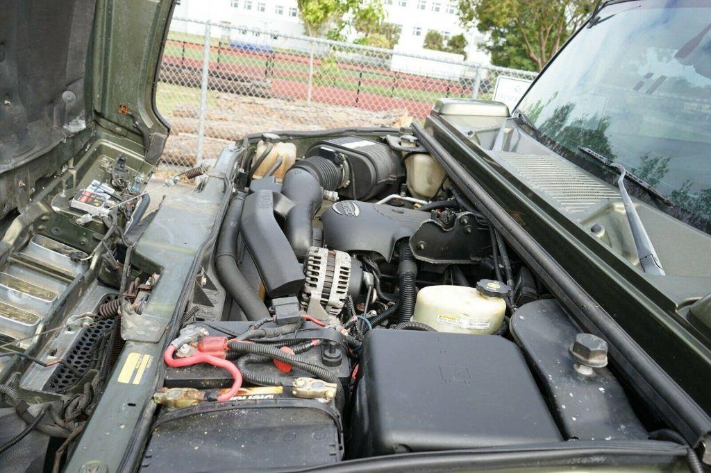well kept 2003 Hummer H2 custom monster