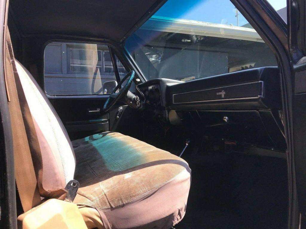 awesome 1984 Chevrolet C/K Pickup 1500 SILVERADO monster
