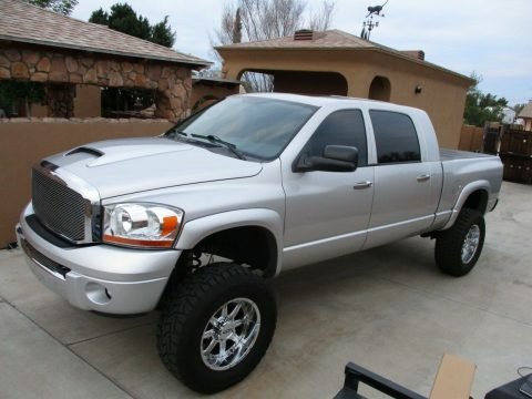 great working 2006 Dodge Ram 2500 Laramie monster for sale