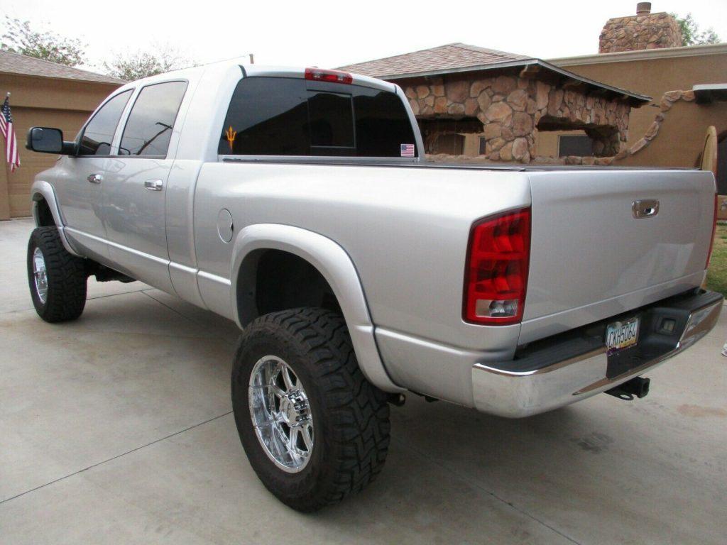 great working 2006 Dodge Ram 2500 Laramie monster