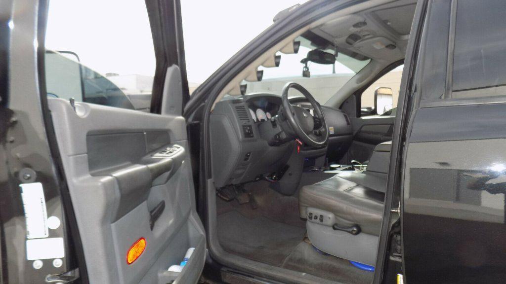 upgraded 2007 Dodge Ram 2500 pickup monster