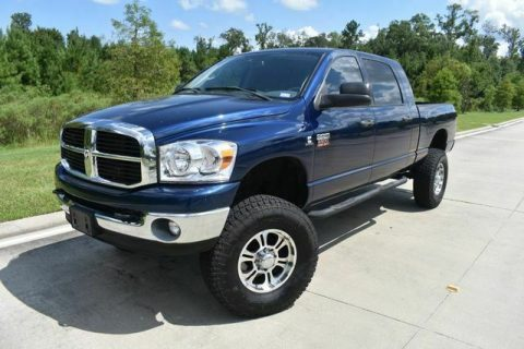 very nice 2008 Dodge Ram 2500 SLT monster for sale