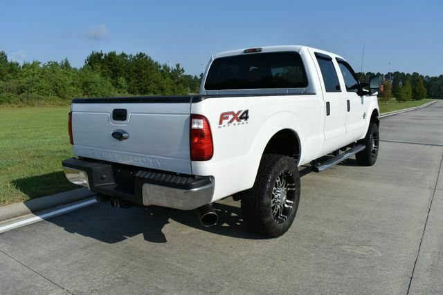 great shape 2012 Ford F 250 XLT monster
