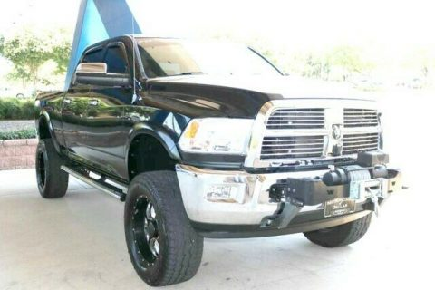 lifted 2010 Dodge Ram 2500 Laramie monster for sale
