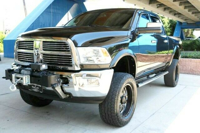 lifted 2010 Dodge Ram 2500 Laramie monster