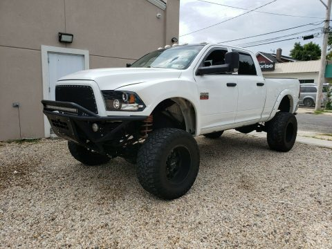 upgraded 2012 Dodge Ram 2500 monster for sale