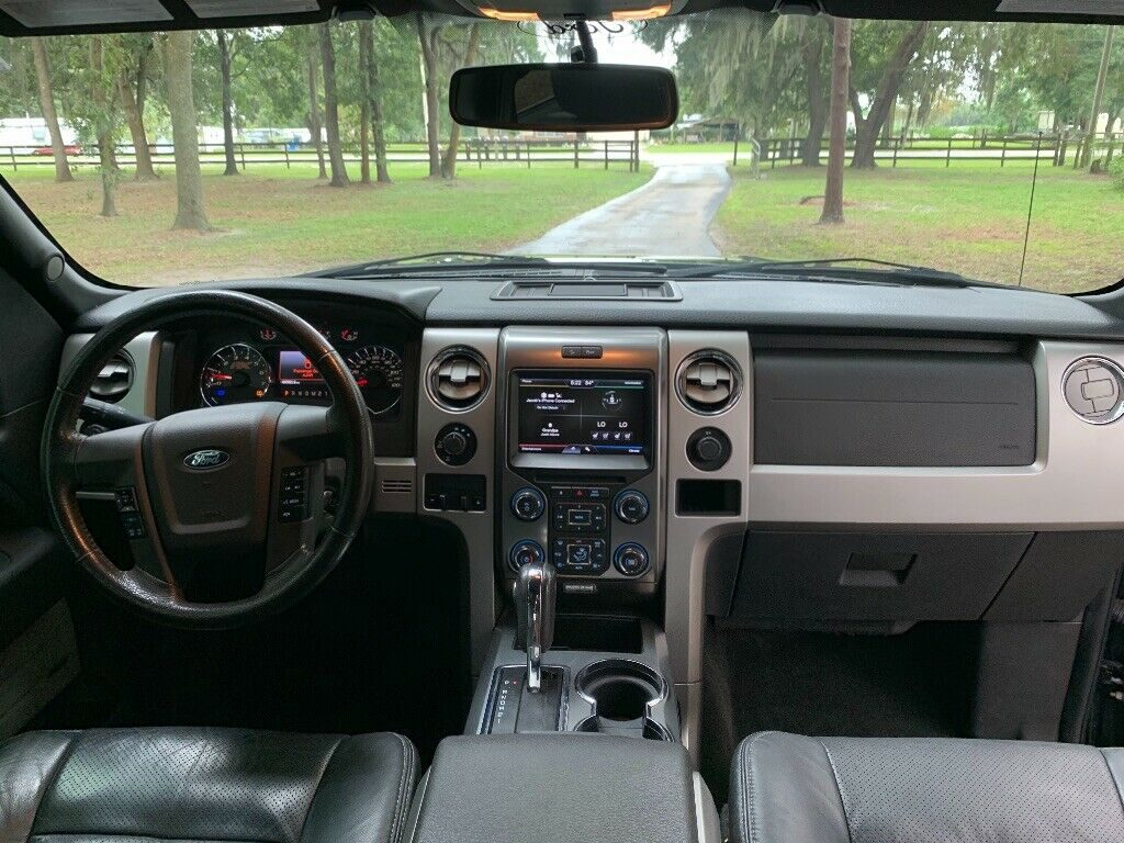 upgraded  2013 Ford F 150 FX4 monster