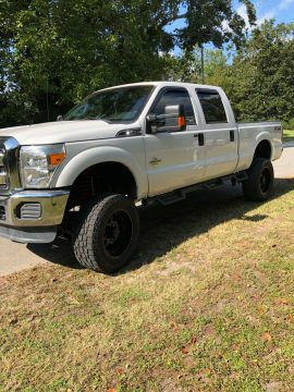 great running 2014 Ford F 250 Xlt monster for sale