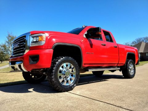 lifted 2015 GMC Sierra 2500 monster for sale
