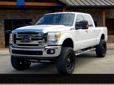 low miles 2015 Ford F 250 XLT monster for sale