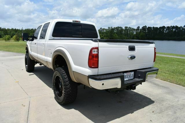 very clean 2014 Ford F 250 Lariat monster