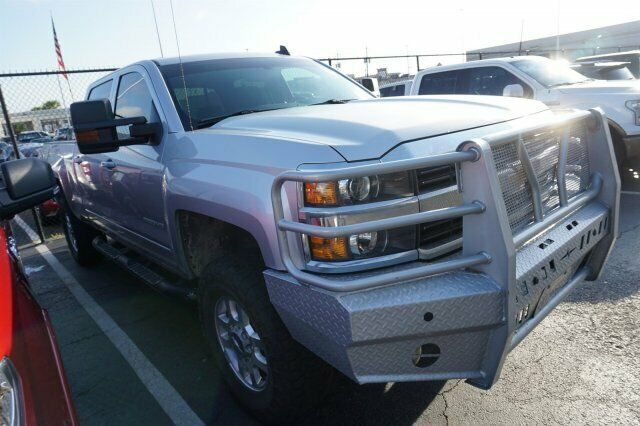 well equipped 2015 Chevrolet Silverado 2500 LT monster