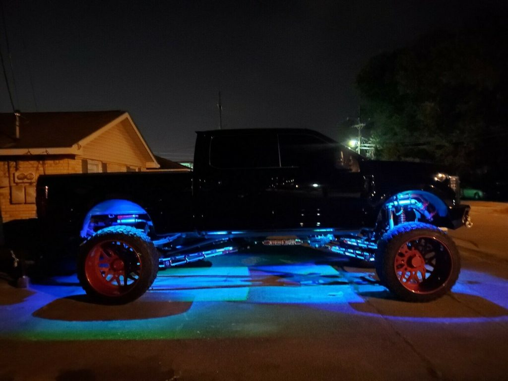 awesome 2017 Ford F 250 monster