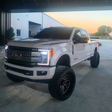 upgraded badass 2017 Ford F 250 monster for sale