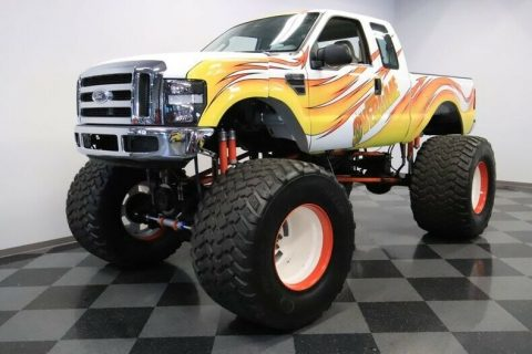 badass 2008 Ford F 250 monster for sale
