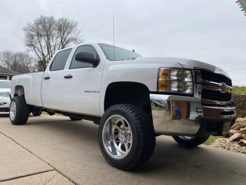garage queen 2009 Chevrolet Silverado 2500 monster for sale