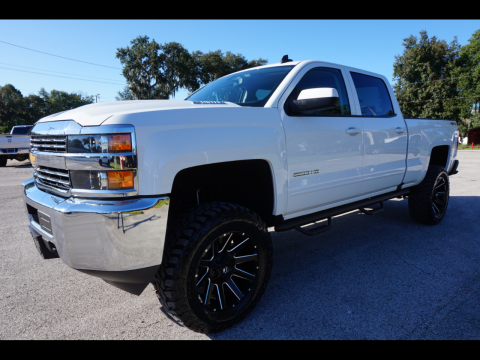 great shape 2018 Chevrolet Silverado 2500 monster for sale