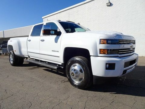 loaded 2019 Chevrolet Silverado 3500 LTZ monster for sale