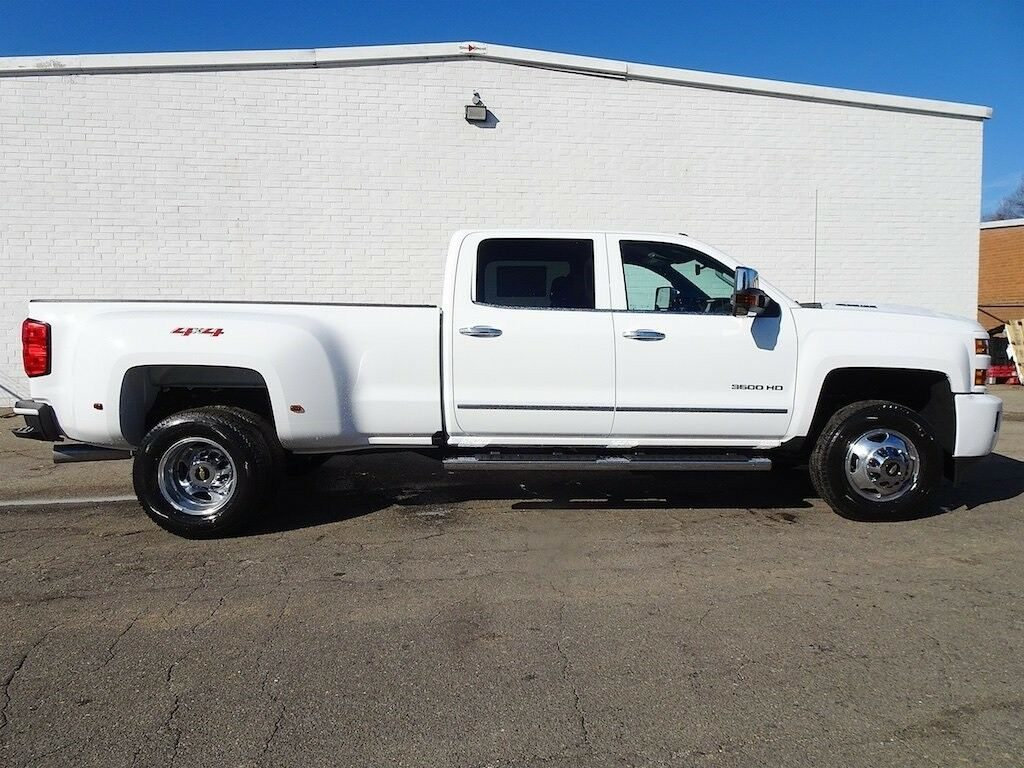 loaded 2019 Chevrolet Silverado 3500 LTZ monster