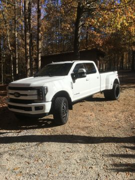 modified 2019 Ford F 350 Lariat Dually monster for sale