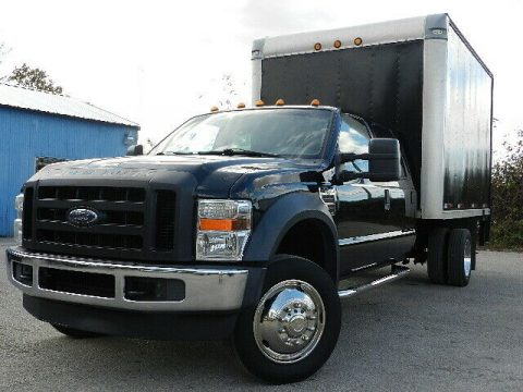 clean 2010 Ford F 550 XL monster for sale