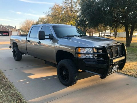 upgraded 2012 Chevrolet Silverado 2500 LS monster for sale