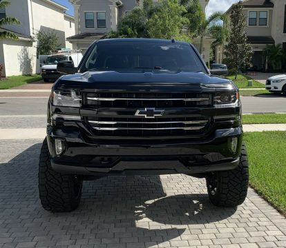 brand new engine 2016 Chevrolet Silverado K1500 HIGH COUNTRY monster for sale