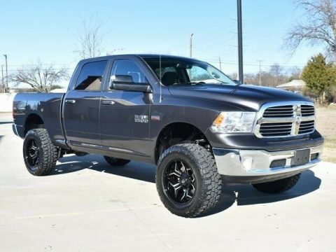 new lift 2016 Ram 1500 Big Horn monster for sale