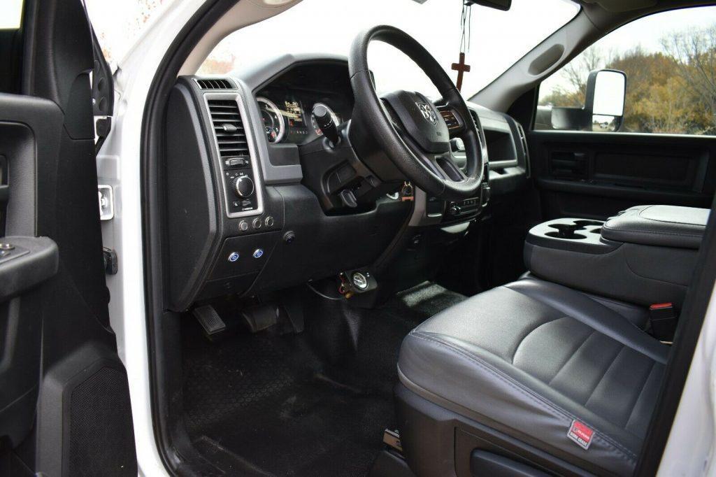 very clean 2016 Dodge Ram 2500 monster