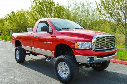 fully loaded 2004 Dodge Ram 2500 monster for sale