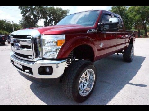 nice and clean 2016 Ford F 250 Lariat monster for sale