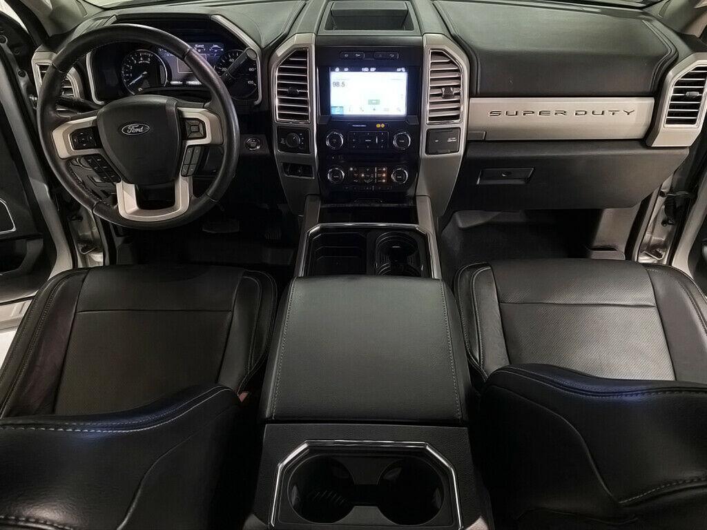 oustanding 2017 Ford F 250 Platinum monster
