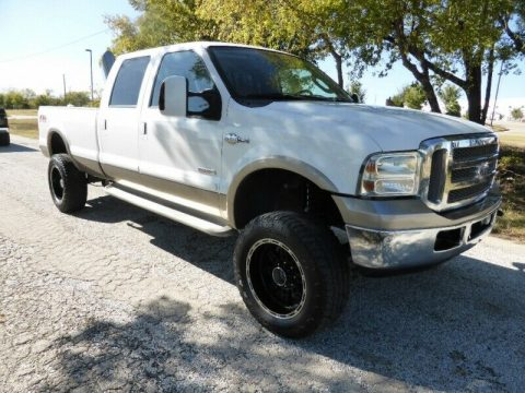 very nice 2006 Ford F 350 Crew Cab 172 King Ranch monster for sale