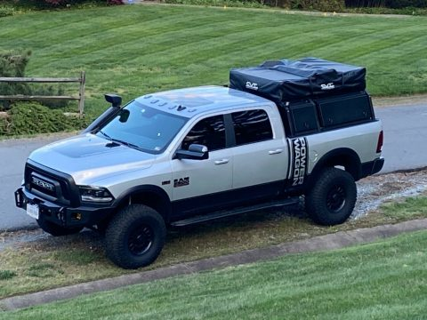 well modified 2018 Ram 2500 monster for sale