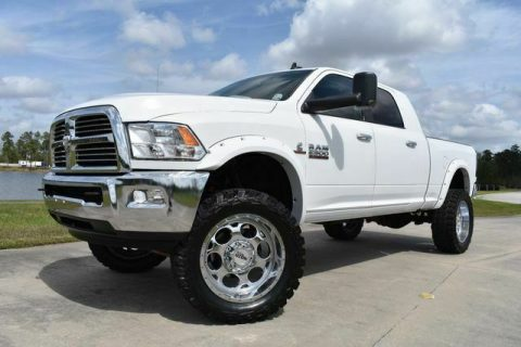 clean 2013 Ram 2500 SLT monster for sale