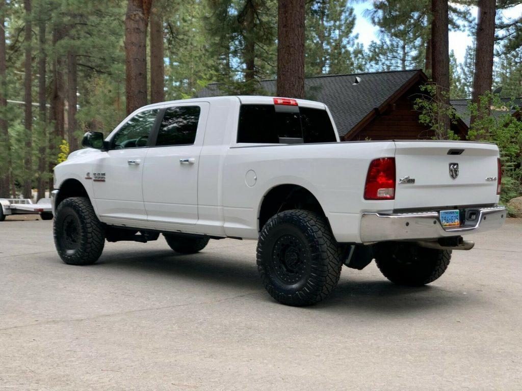 custom 2013 Dodge Ram 3500 SLT monster