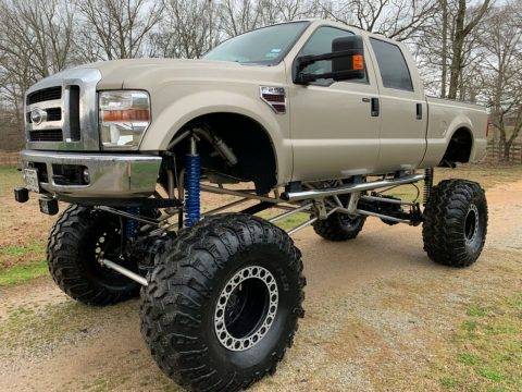 low miles 2009 Ford F 250 Xlt monster for sale