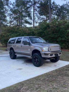 new parts 2004 Ford Excursion LIMITED monster for sale