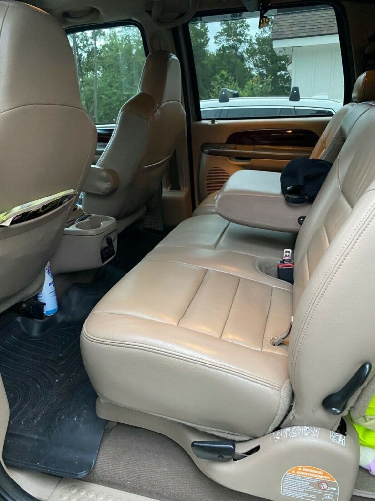 new parts 2004 Ford Excursion LIMITED monster
