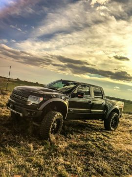 sharp 2013 Ford F 150 SVT RAPTOR monster for sale