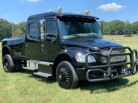 Custom hauler 2014 Freightliner M2 106 Sport Chassis monster for sale