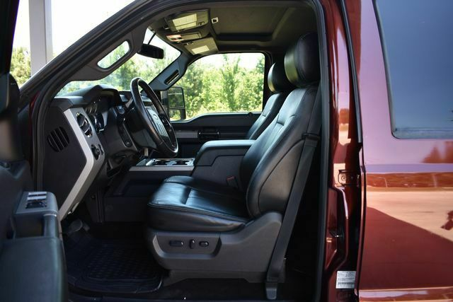 well equipped 2015 Ford F 250 Lariat monster