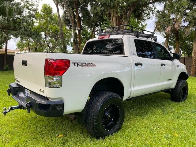 Impeccable 2008 Toyota Tundra monster