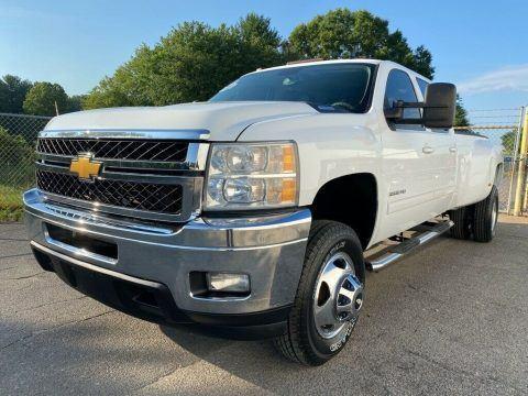 loaded 2014 Chevrolet Silverado 3500 LTZ monster for sale
