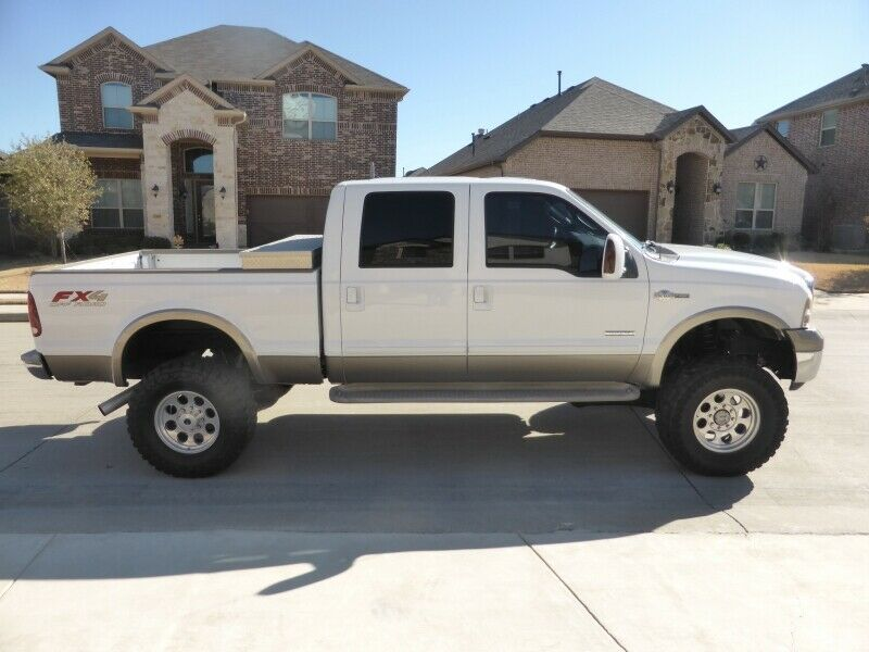 neds nothing 2006 Ford F 250 King Ranch monster