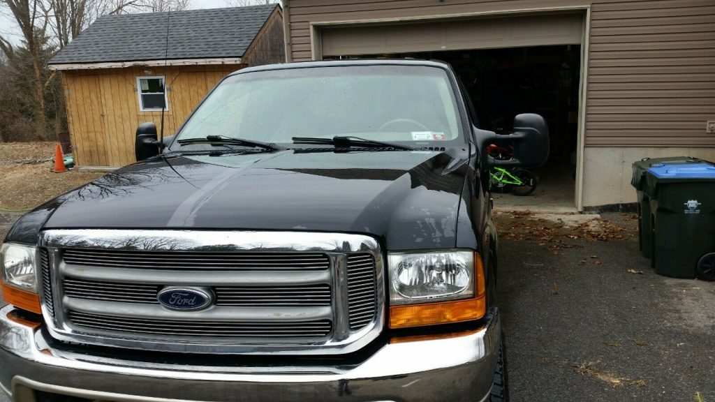 rust free 2001 Ford F 350 Lariat monster
